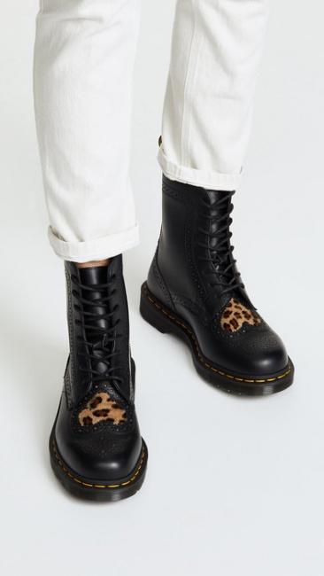Готовимся к осени: 7 пар грубых ботинок, которые стоит купить уже сейчас